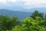 高尾山頂からの展望2(富士山)