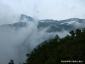 鉾立駐車場から鳥海山新山(7月3日撮影)