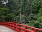 神橋と須賀の滝