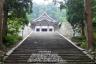 神門から大神山神社奥宮
