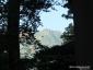 神門から石鎚山
