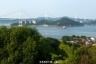 来島SAから来島海峡大橋