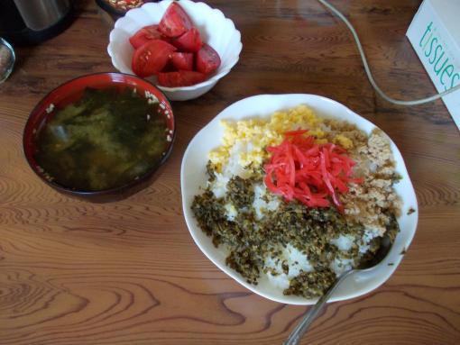 20140901_三色丼withバーソー