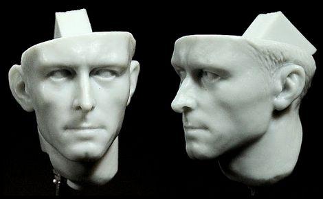 Life Miniatures_Joachim Peiper_1/10 scale_Headsculpt