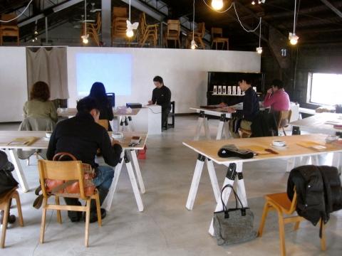 カフェ開業セミナー0216