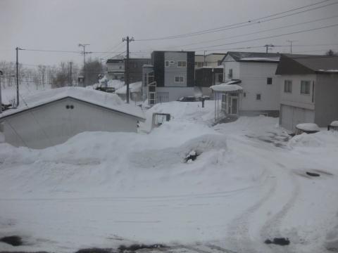 外は雪0306