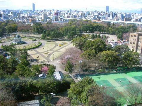 鶴舞公園0327