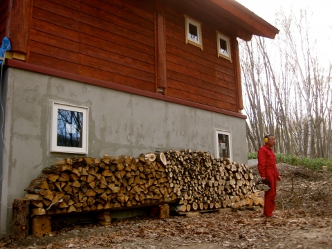 薪作り0508