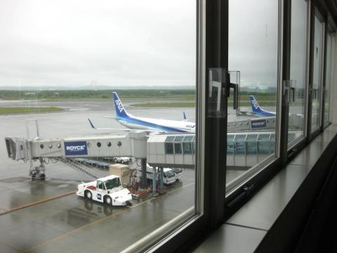 新千歳空港0611