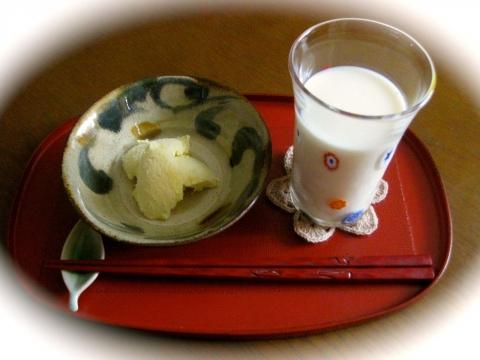 牛乳豆腐0619