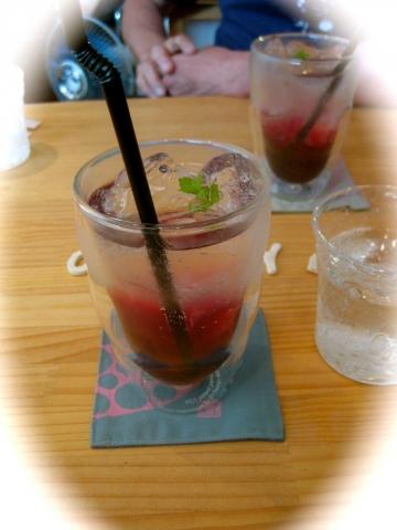 紫蘇ジュース0731