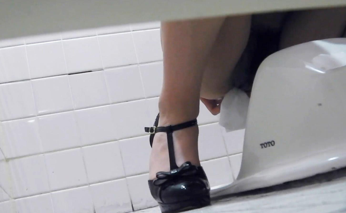 女子トイレ 盗撮 画像 4