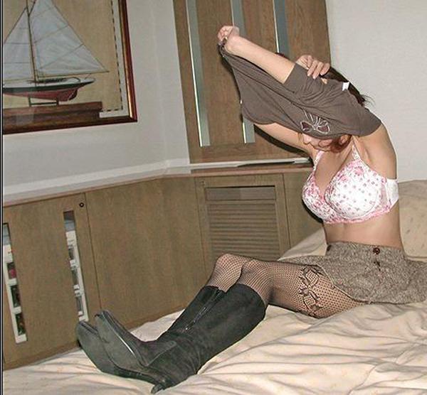 素人 ラブホテル セックス前 画像 7