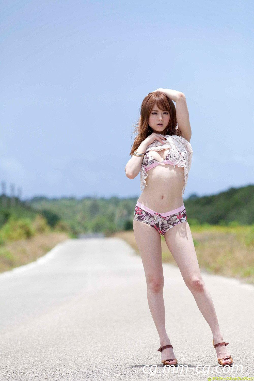 吉沢明歩 水着グラビア画像 8