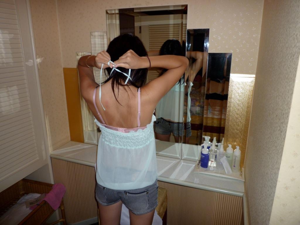 素人 ラブホテル セックス前 画像 8