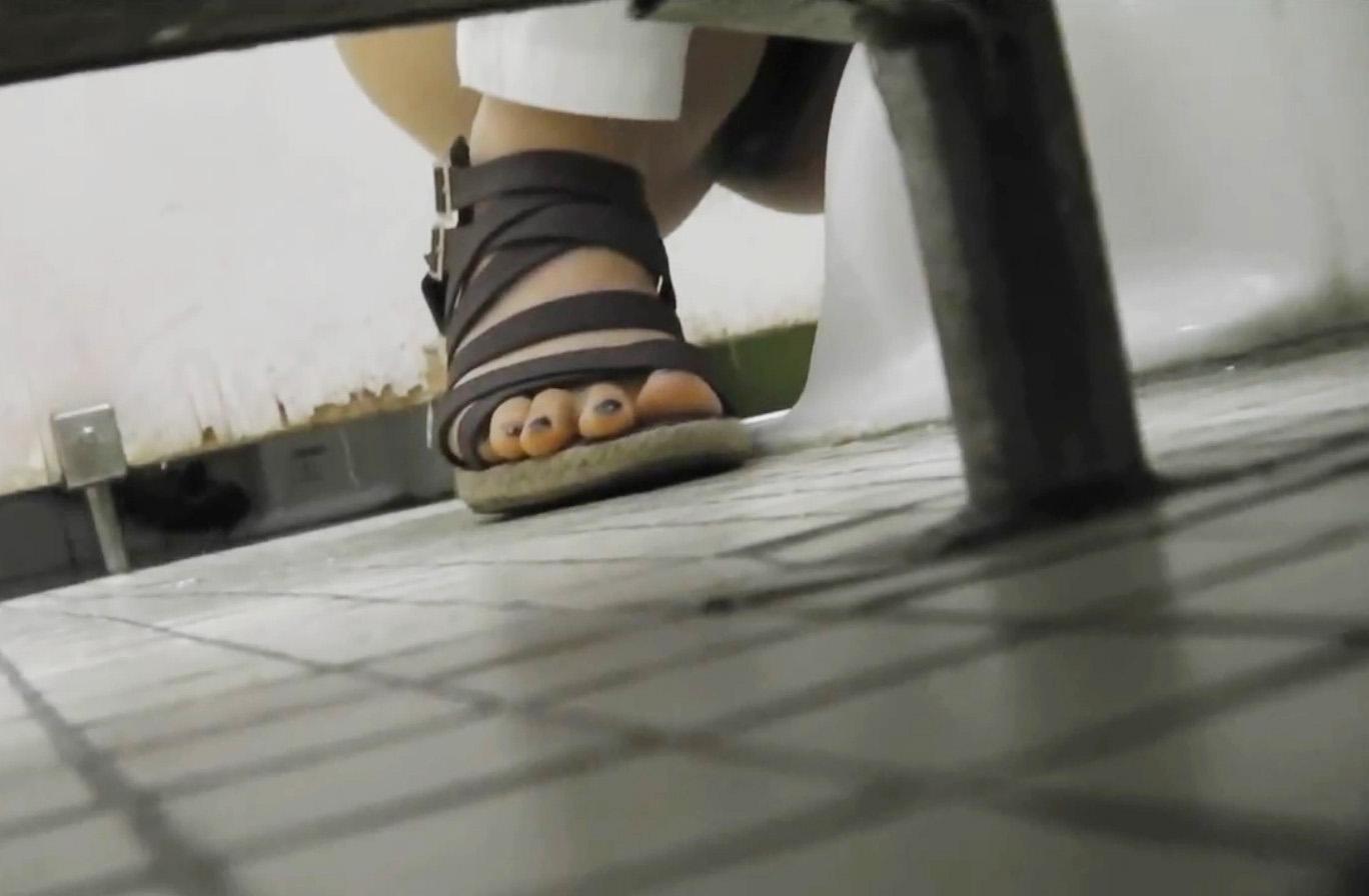 女子トイレ 盗撮 画像 9