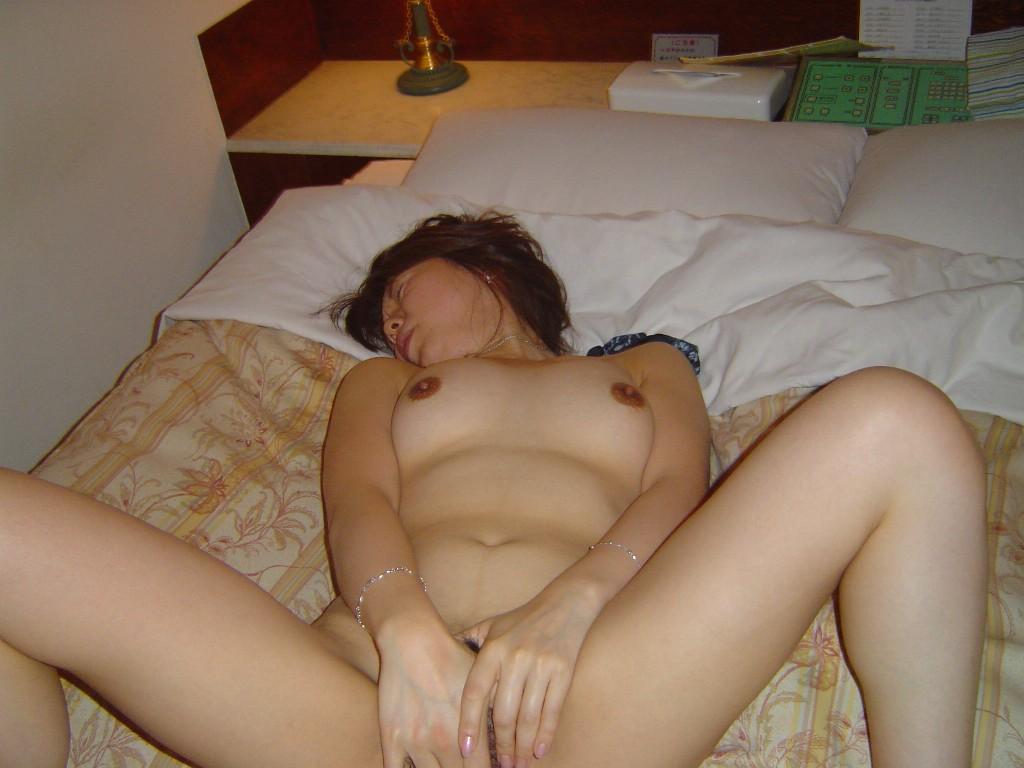 彼女のオナニー 画像 11