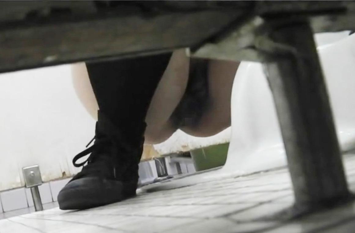 女子トイレ 盗撮 画像 12