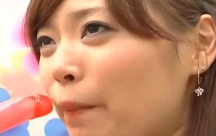 女子アナ 松本圭世 フェラ画像 15
