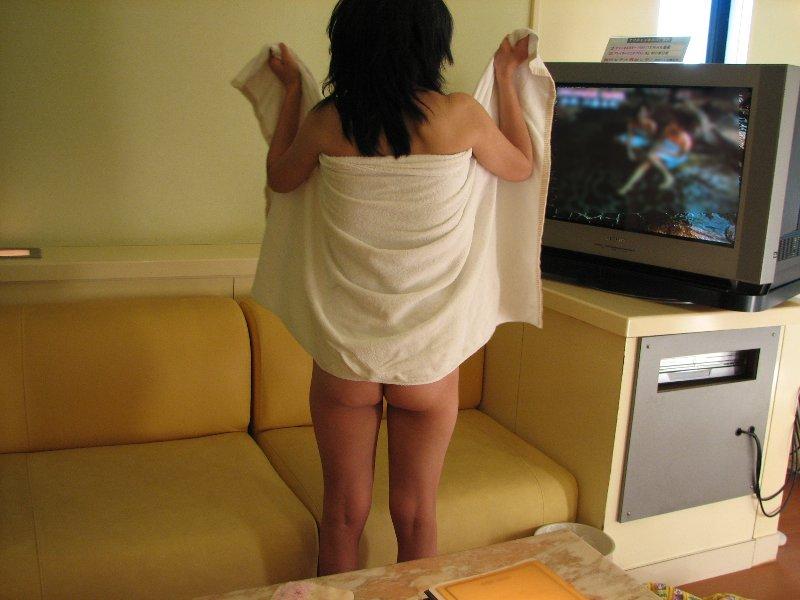 素人 ラブホテル セックス前 画像 23