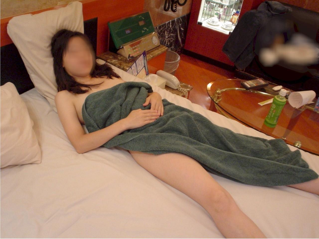 素人 ラブホテル セックス前 画像 26