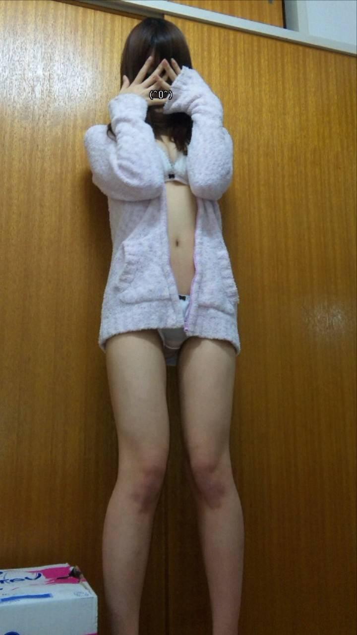顔を隠して身体隠さず 一般女性のエロ画像 29