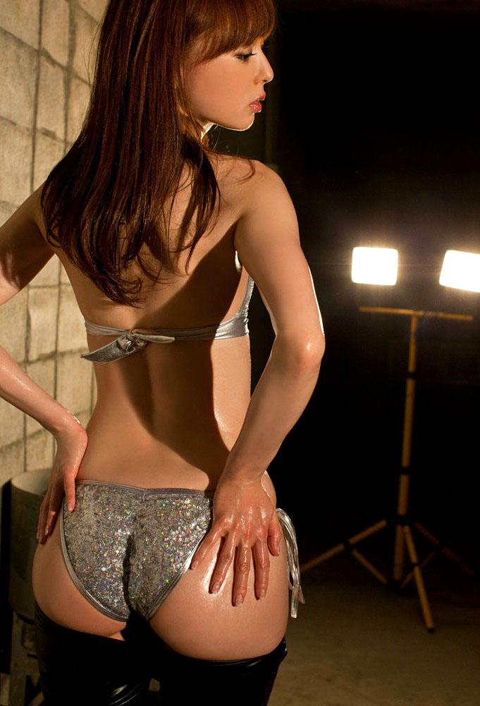 秋山莉奈 オシリーナの水着画像 30
