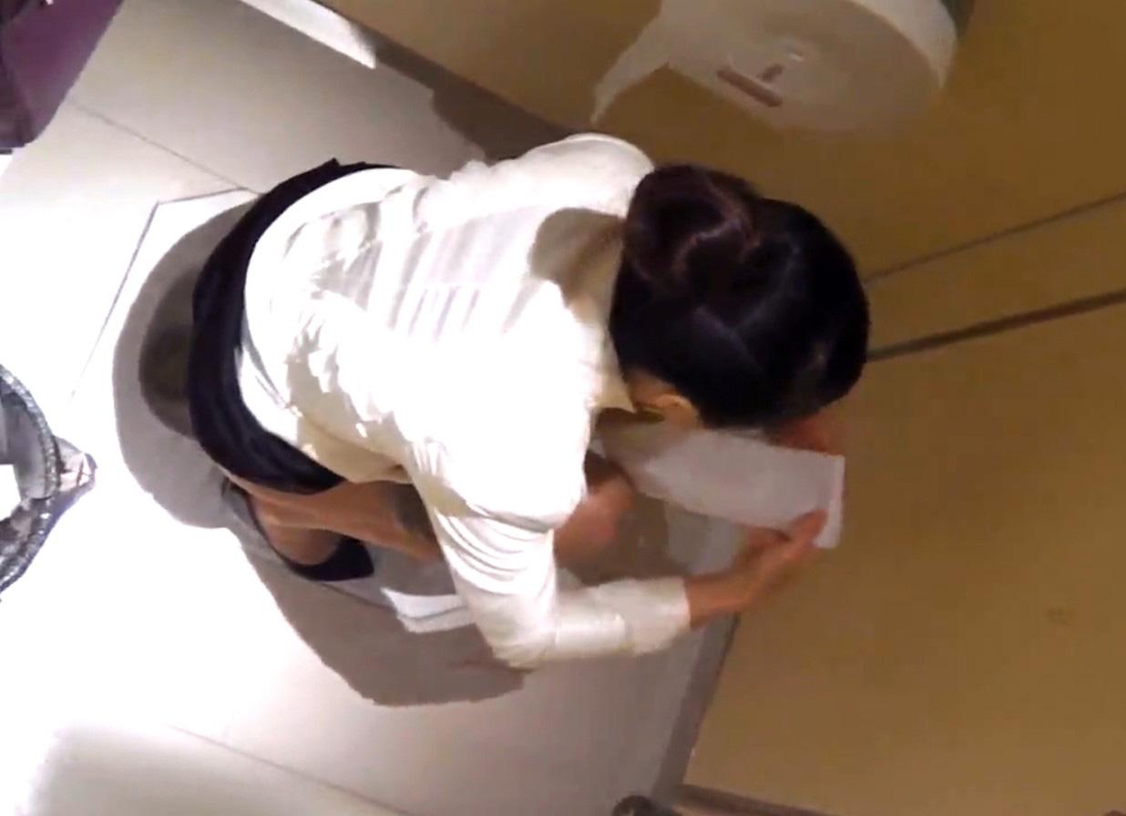 女子トイレ 盗撮 画像 31