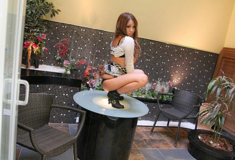 【素人】黒ギャルをナンパしてホテルでハメ撮りしたセックス画像 34