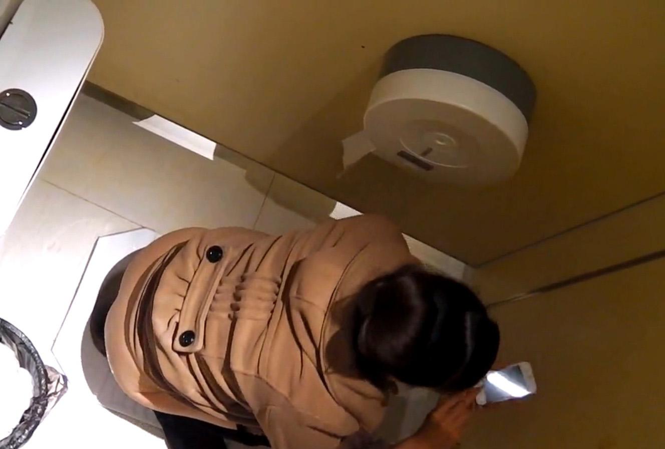 女子トイレ 盗撮 画像 37
