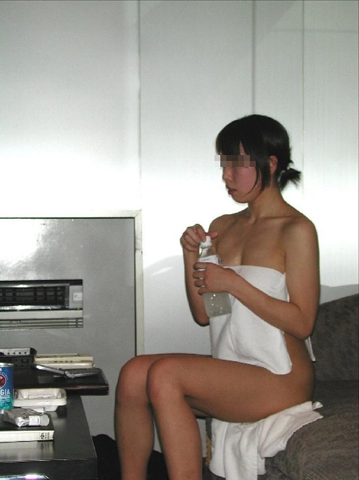 素人 ラブホテル セックス前 画像 37