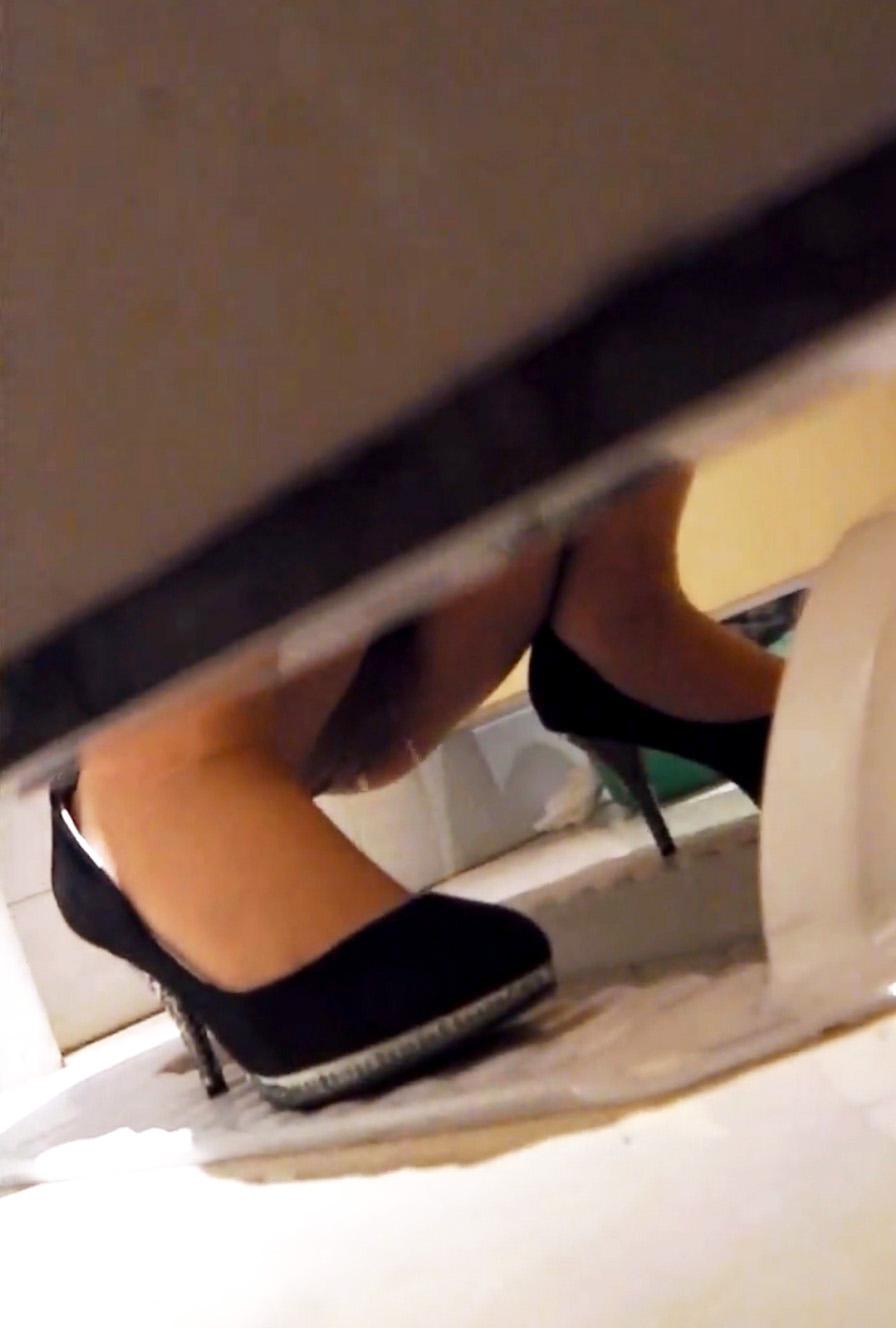 女子トイレ 盗撮 画像 40