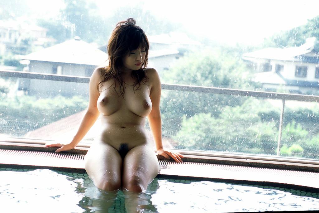 風呂 入浴中 エロ画像 40