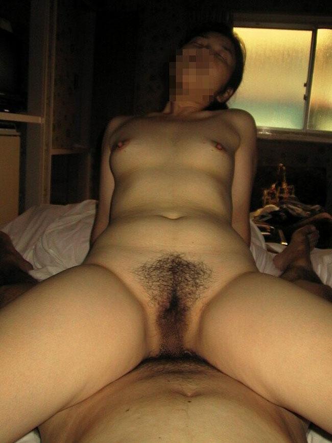 人妻 奥さんの浮気 不倫セックス画像 42