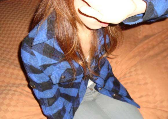 顔を隠して身体隠さず 一般女性のエロ画像 47