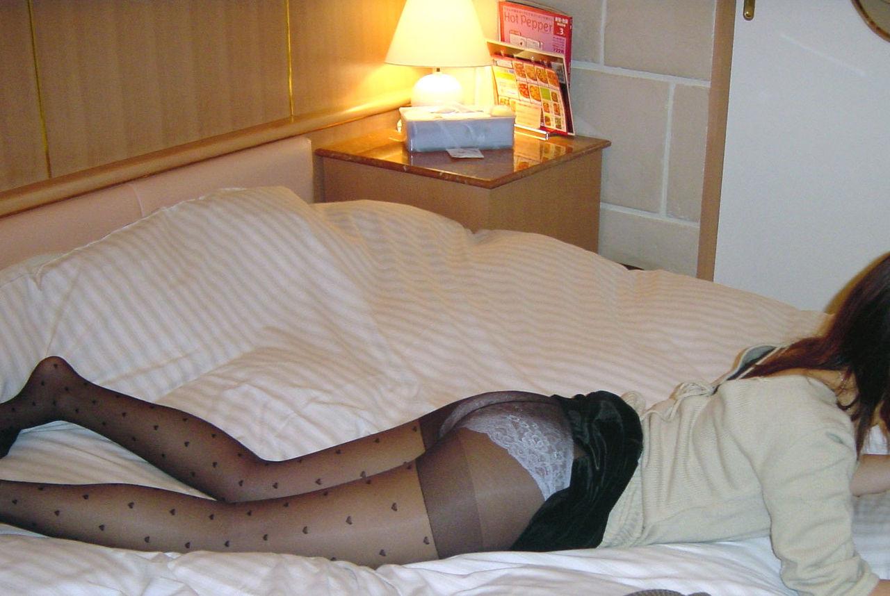 彼女が出来たら毎日こういう裸が見れるんだなって感じの素人エロ画像 48