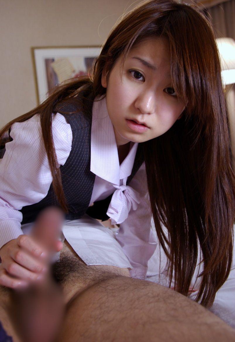 手淫 手を使って性器を刺激し性的快感を得る 手コキ画像 48