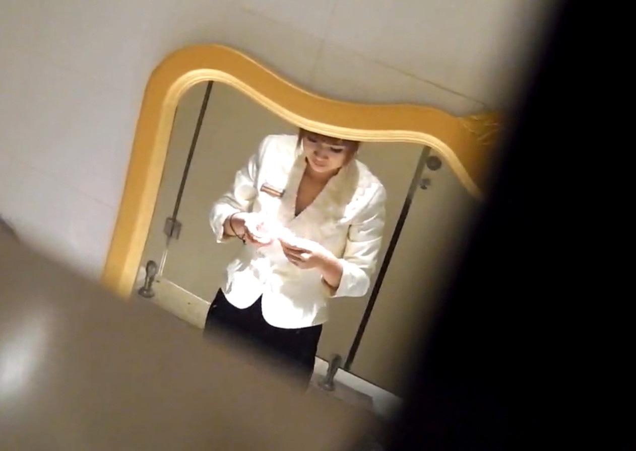 女子トイレ 盗撮 画像 50