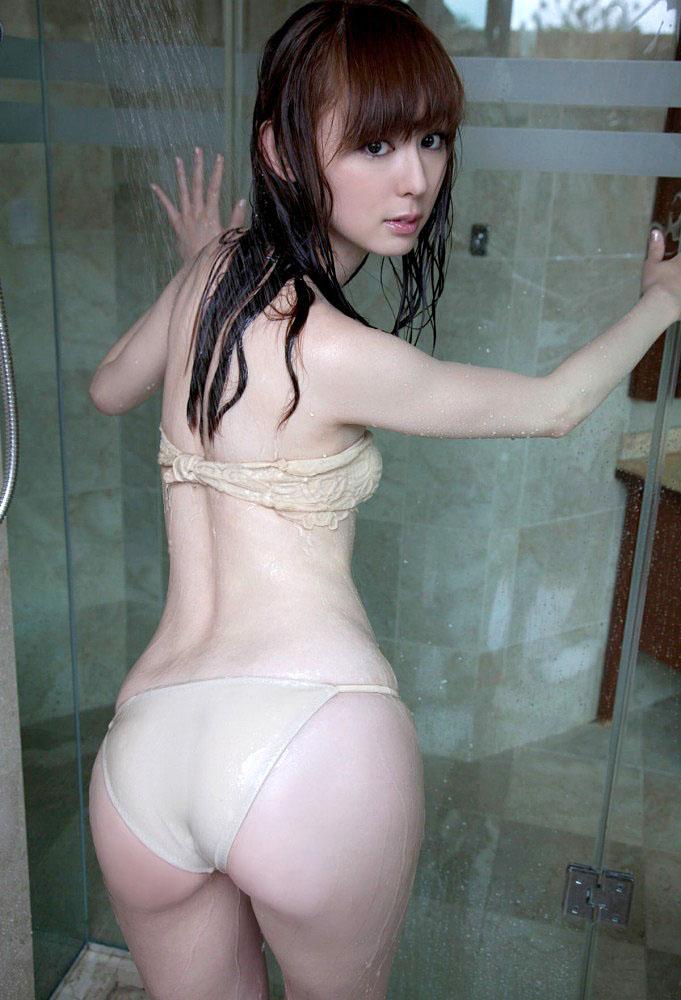 秋山莉奈 オシリーナの水着画像 90