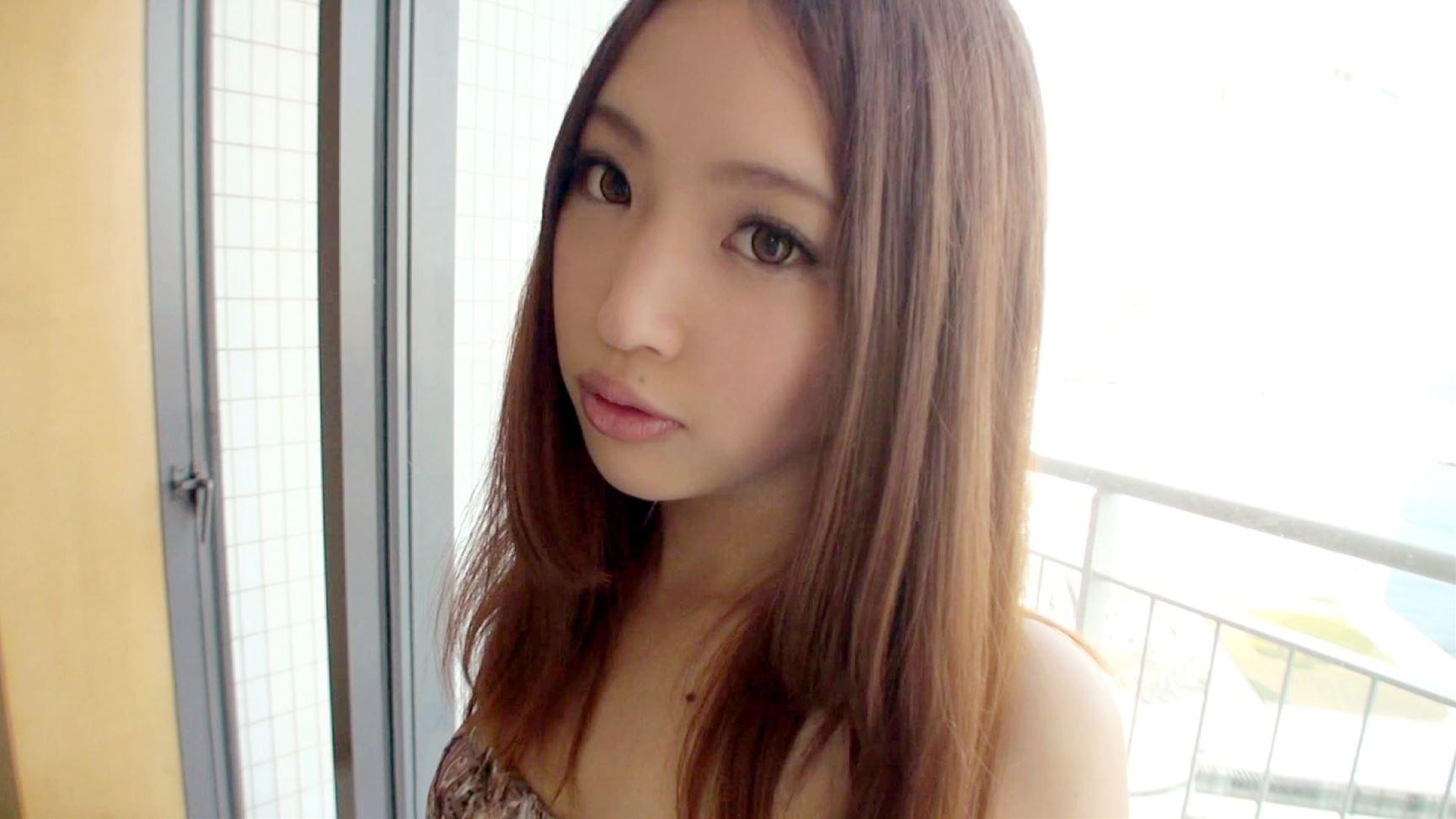 絵美 20歳 アパレル店員 - 天然パイパンのスレンダー素人 1