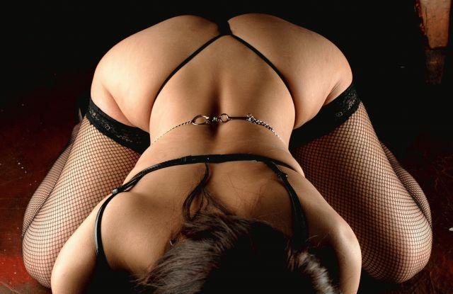 【背中】女性の後ろ姿が色っぽい背中フェチ画像 11