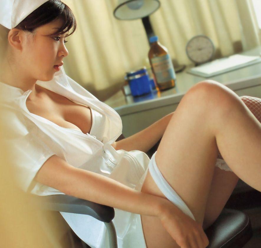 看護師 ナースのエロ画像 44