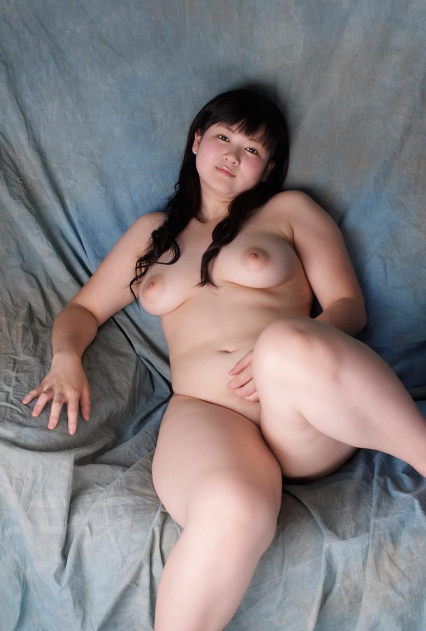 【デブ専】ぽっちゃりおデブな女の子のエロ画像 49