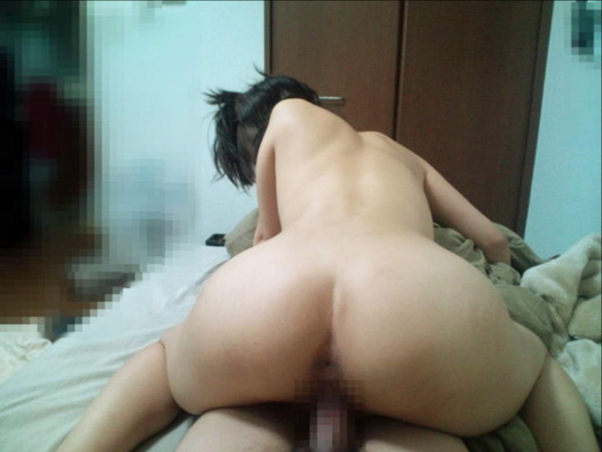 ガチ素人カップルのハメ撮りセックス画像 90