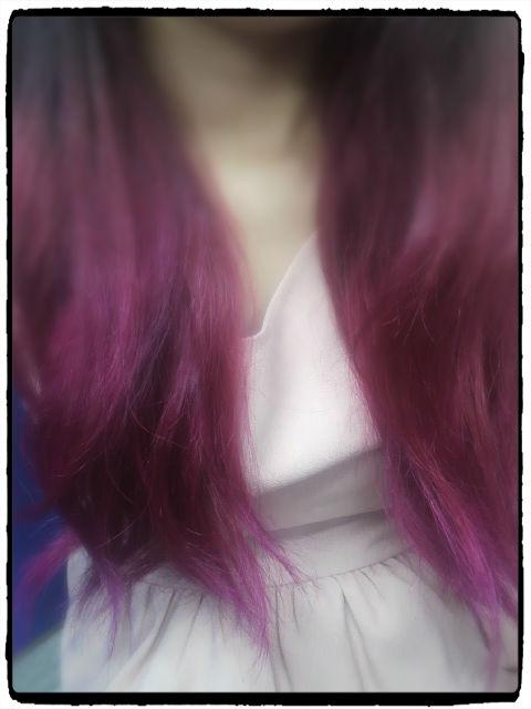 あふたー髪