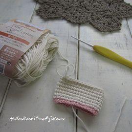 編み物つづき