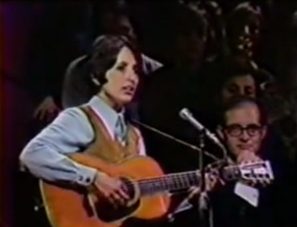 Joan Baez Green Grass of Home