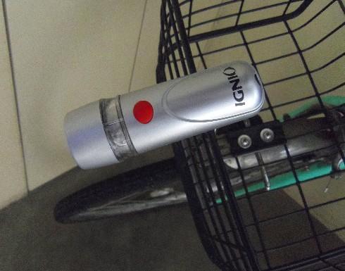 自転車電灯