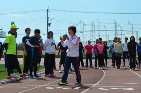 2ジョギング