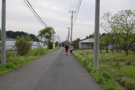 1ジョギング